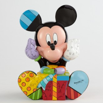 Britto Mickey Birthday Figurine 18.5cm