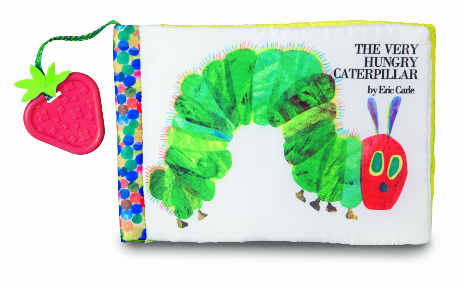 Very Hungry Caterpillar Soft Book 20cm