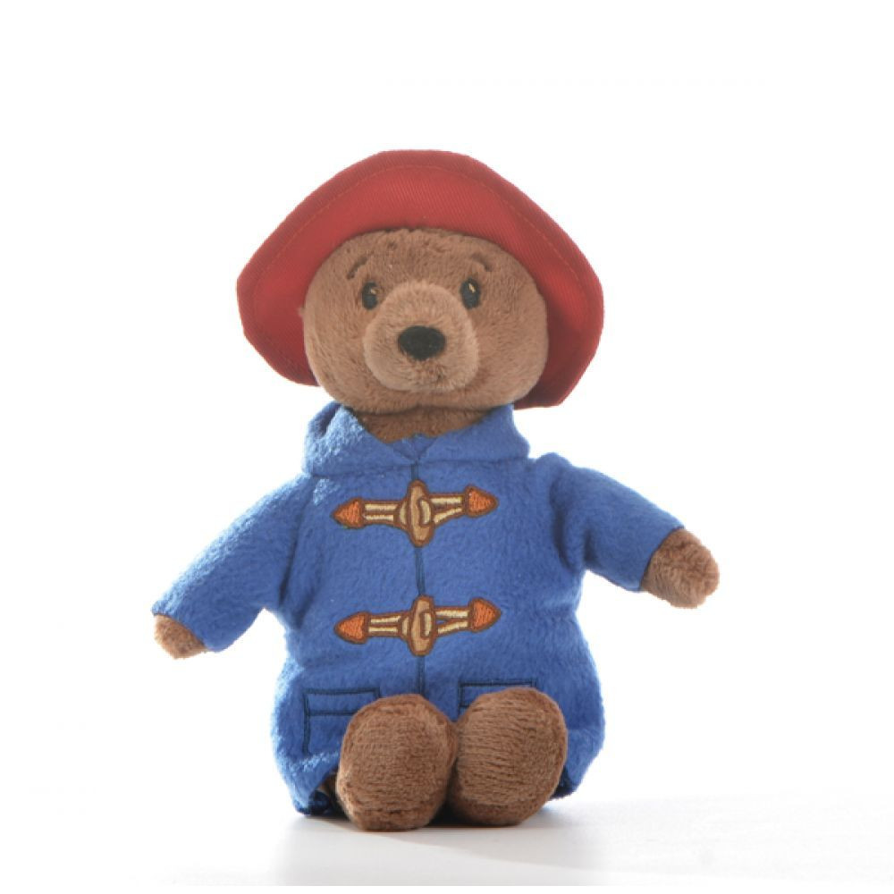 Paddington Bear Bean Toy