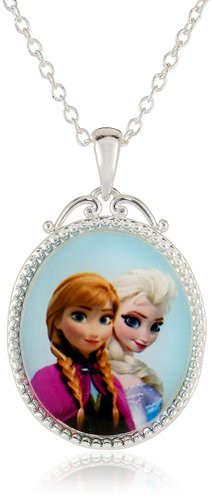 Frozen Anna/Elsa Necklace