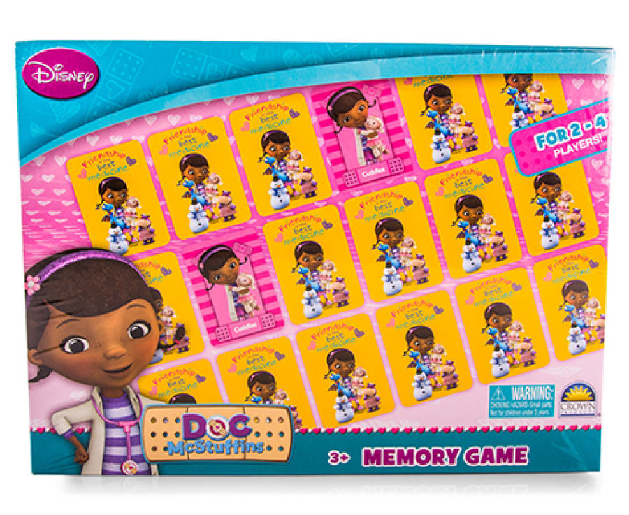 Doc McStuffin Memory Game