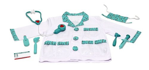 M&D - Doctor Role Play Costume Set