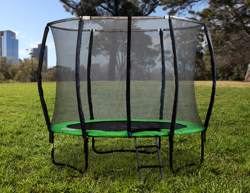 Lifespan Kids Hyperjump Plus 8ft Springless Trampoline