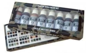 Vallejo Model Color Set Panzer Aces No6