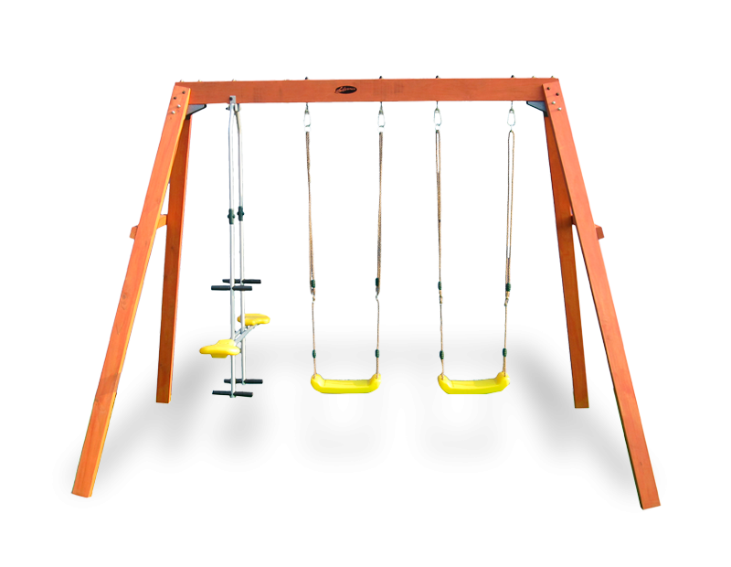 Lifespan Kids Forde Double Swing & Glider Set