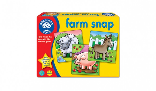 Orchard Toys - Farm Snap