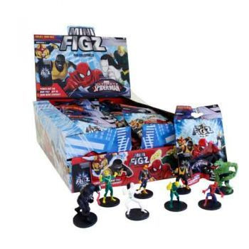 Spider Man Mini Figz Blind Bag