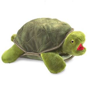 Folkmanis Sea Turtle Hand Puppet