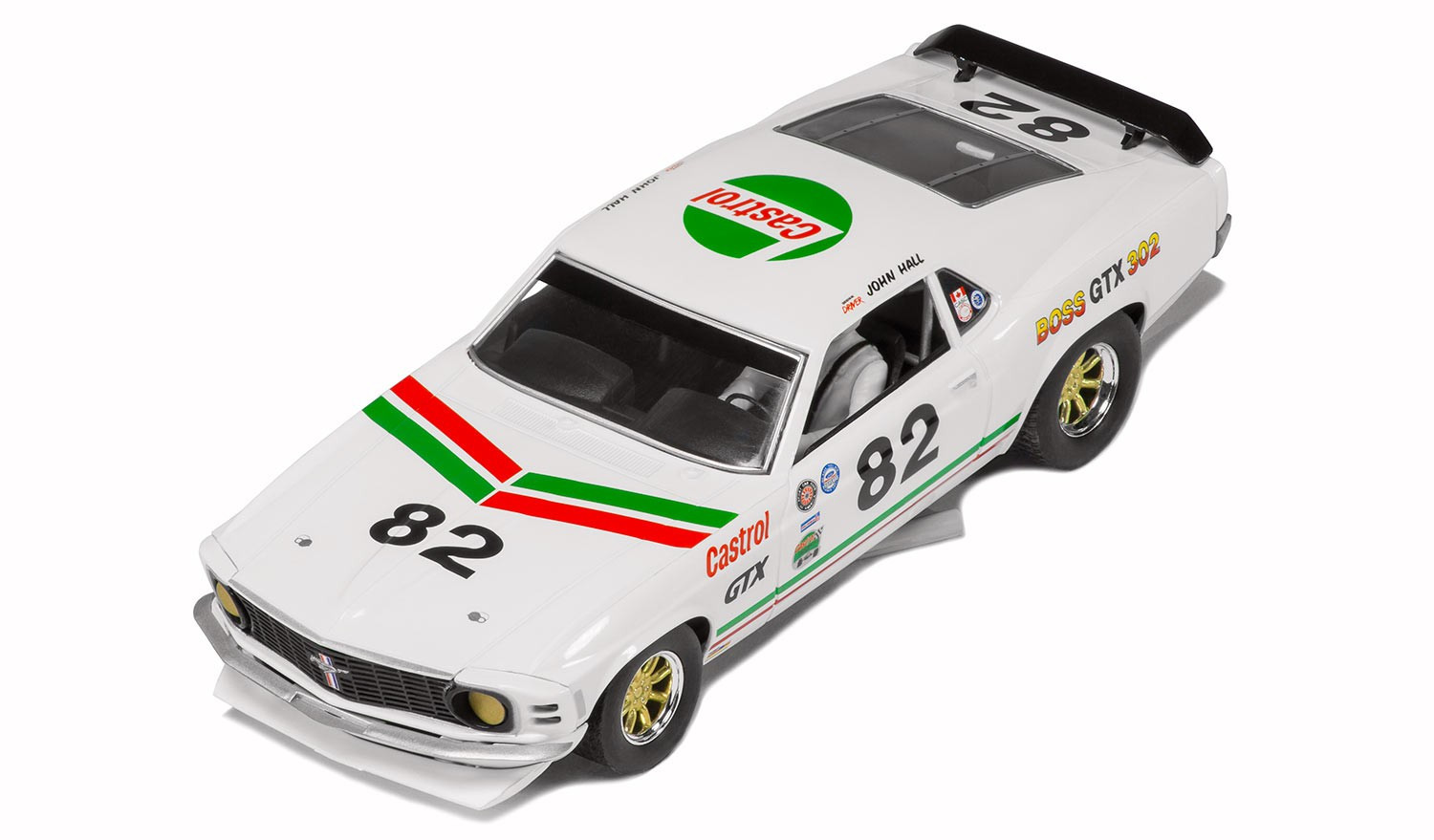 Scalextric Ford Mustang 1970