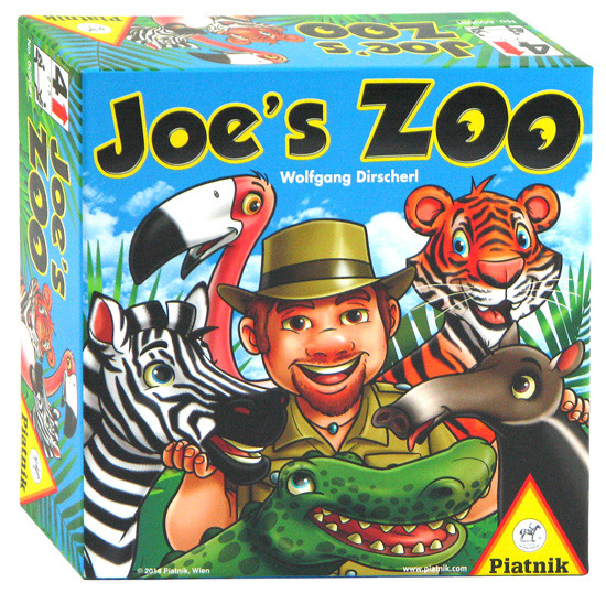 Joes Zoo Card Game