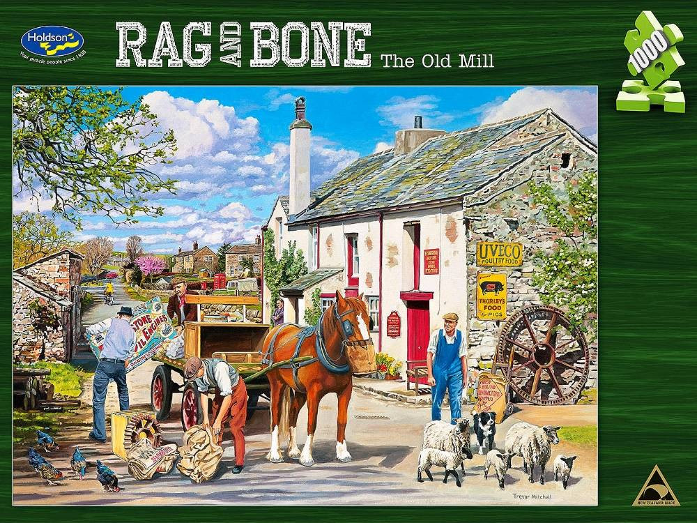 Rag & Bone The Old Mill 1000pc