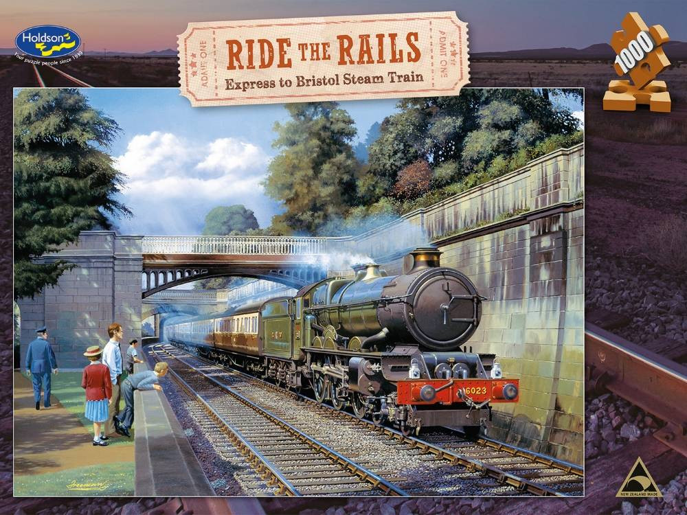 Ride The Rails Bristol Express