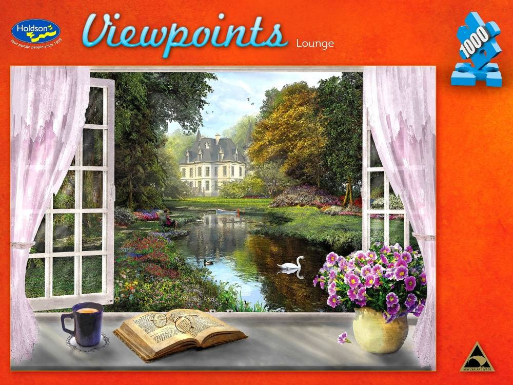 Viewpoints Lounge 1000pc