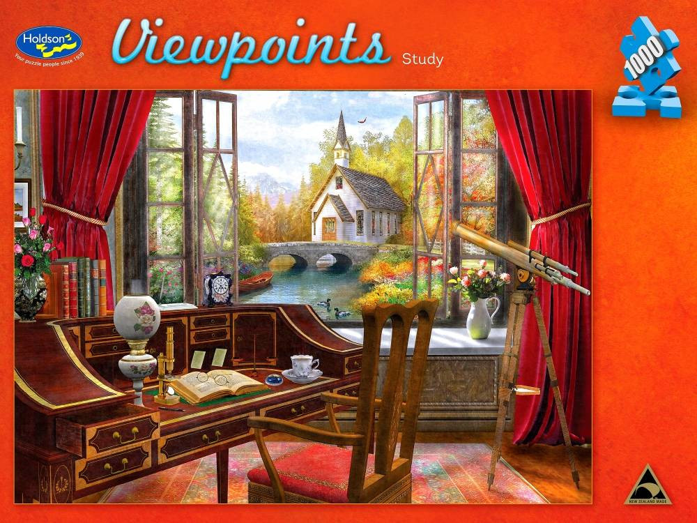 Viewpoints Study 1000pc