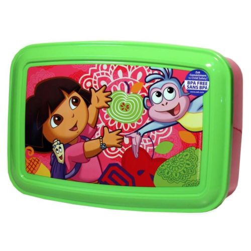 Dora Explorer 2L Lunch Box