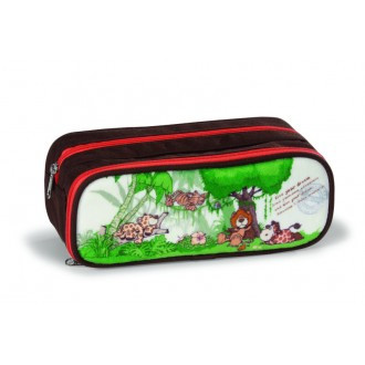 Nici Wild Friends Large Pencil Case