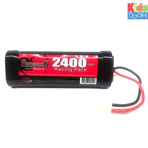 Battery 7.2v 2400mAh NiMh Stick Pack