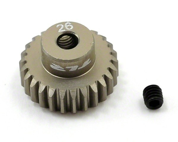 TLR Pinion Gear 26T,48P, AL