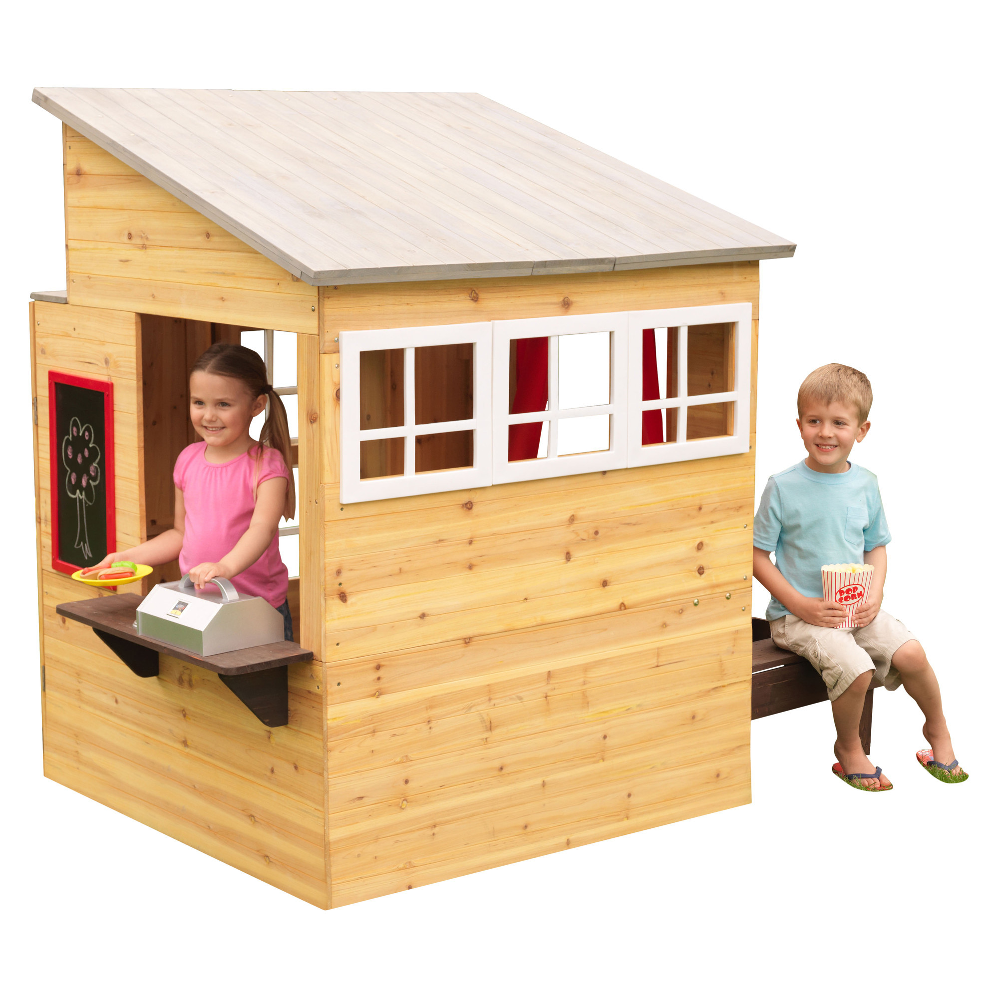 Kidkraft Modern Outdoor Play House