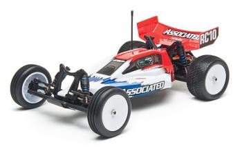 B4.2 RS Brushless RTR