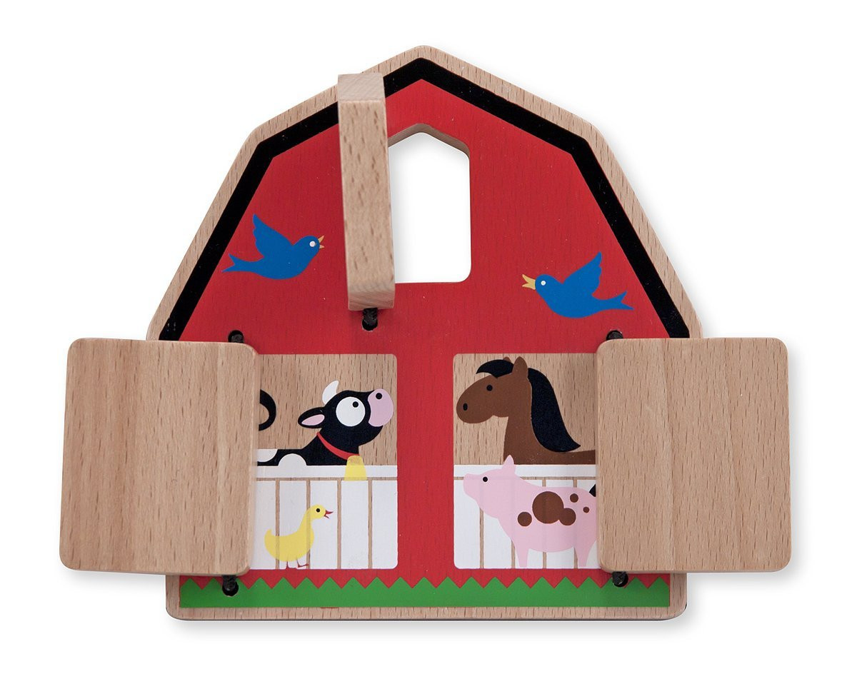 M&D - Peek-a-Boo Barn
