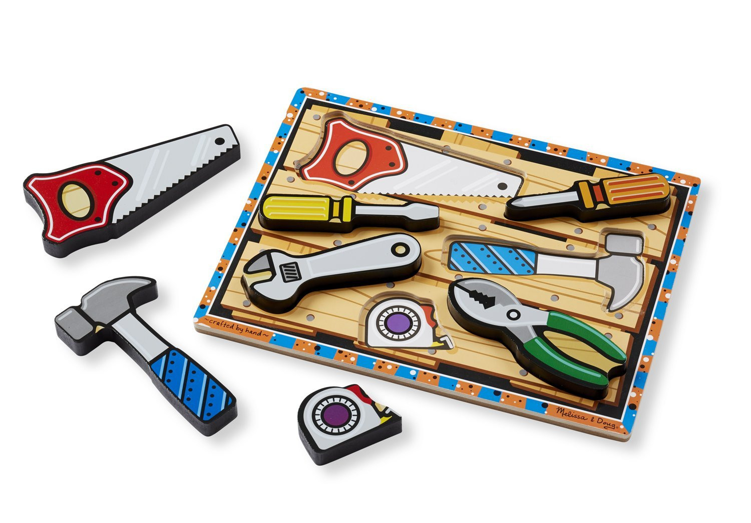 M&D - Tools Chunky Puzzle