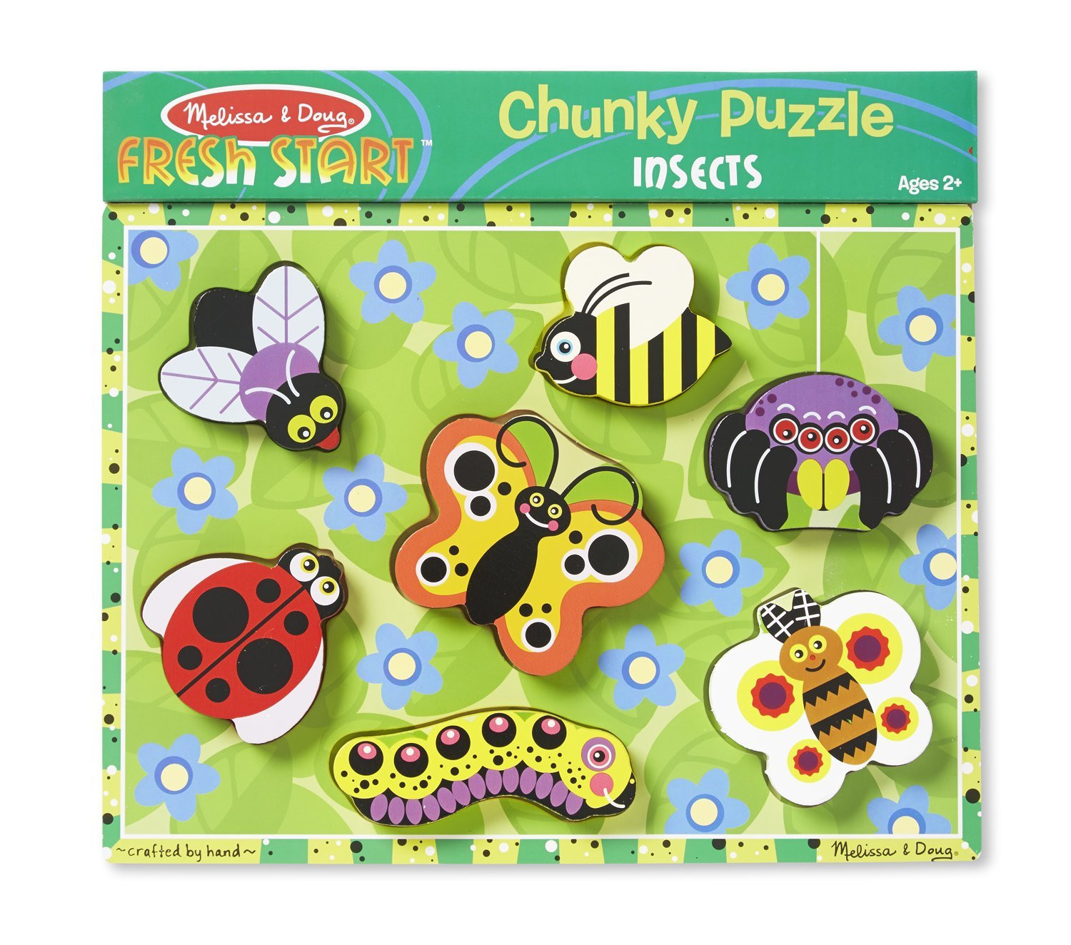 M&D - Bugs Chunky Puzzle