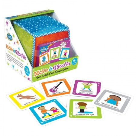 ThinkFun - Move & Groove Game