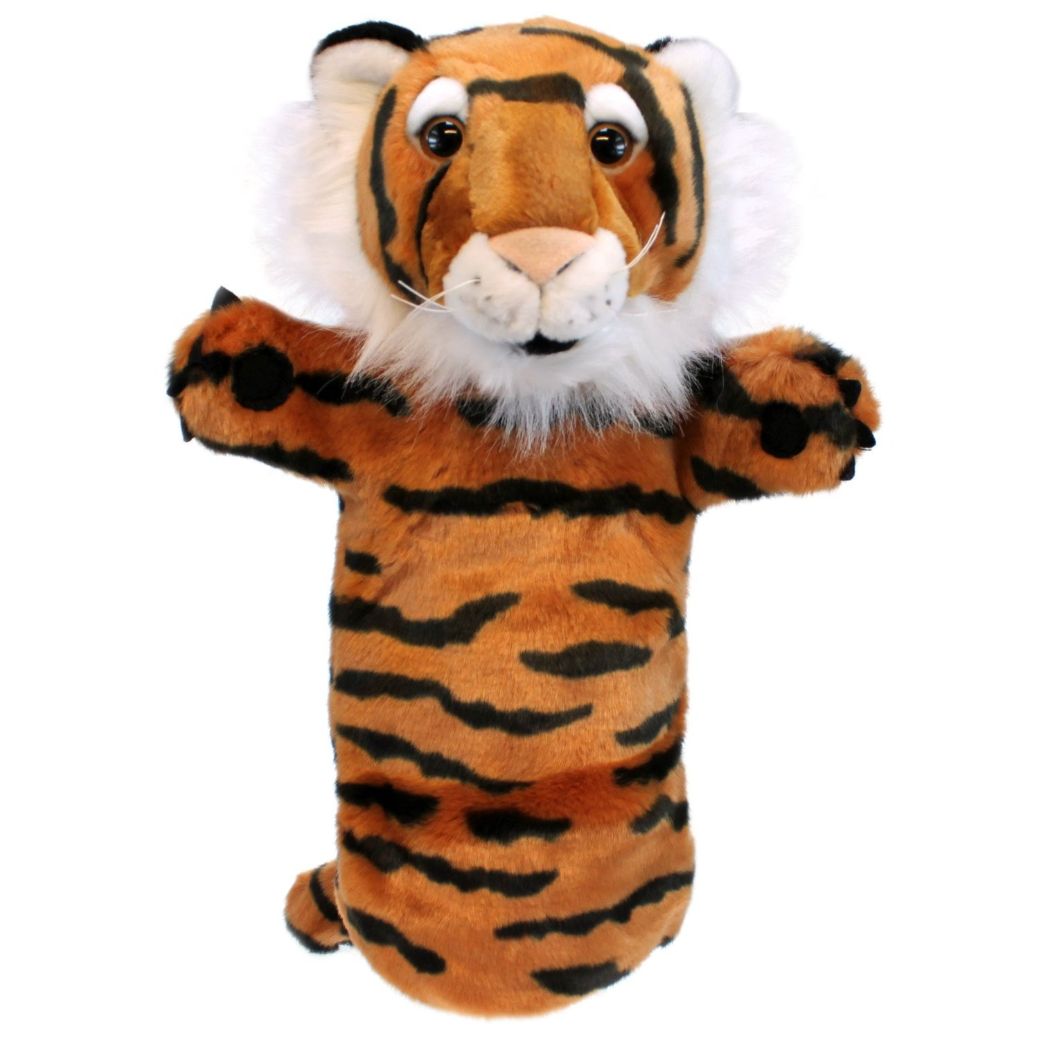 The Puppet Company Tiger Long Sleeved Glove Puppet