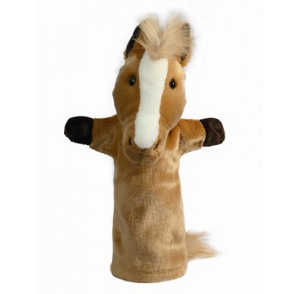 The Puppet Company Horse Long Sleeved Glove Puppet