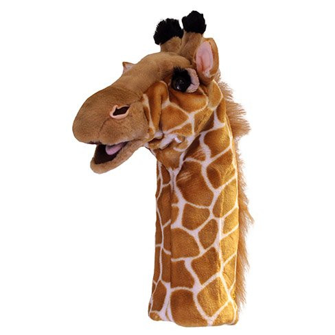 The Puppet Company Giraffe Long Sleeved Glove Puppet