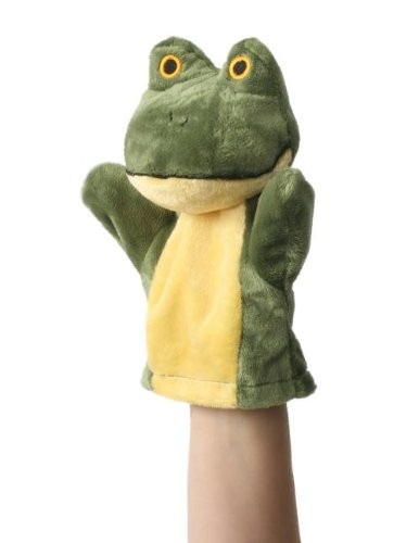 The Puppet Company First Puppet Frog