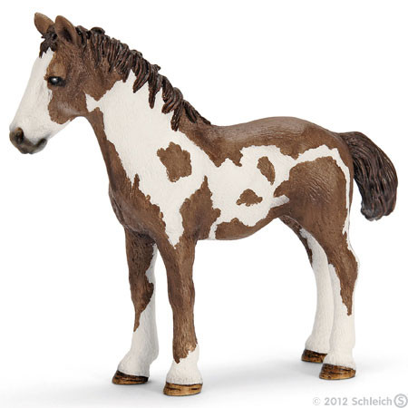SC13695 Schleich Pinto Yearling