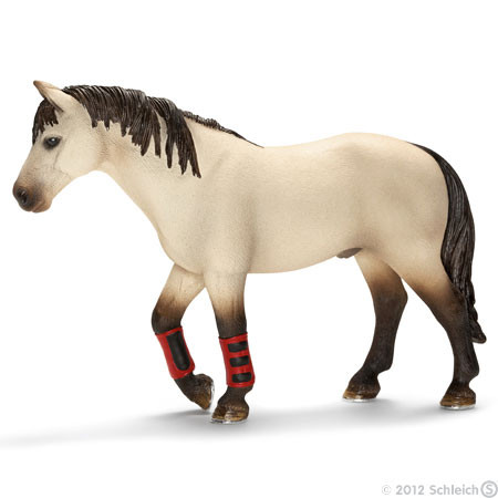 SC13706 Schleich Trained Horse