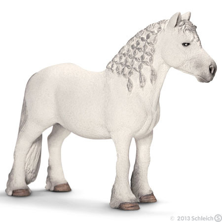 SC13739 Schleich Fell Pony Stallion