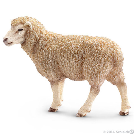 SC13743 Schleich Sheep