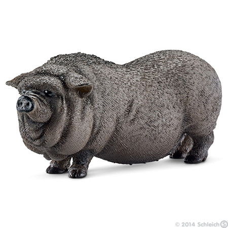 SC13747 Schleich Pot Bellied Pig