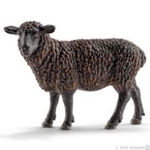Schleich - Black Sheep