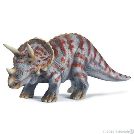 SC14504 Schleich Triceratops Small