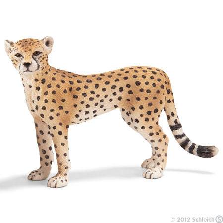 SC14614 Schleich Cheetah Female