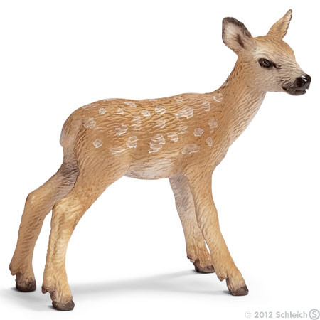 SC14629 Schleich Red Deer Calf