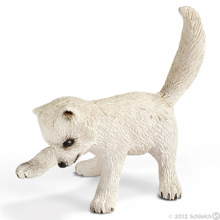 SC14639 Schleich Arctic Fox Kit