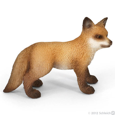 SC14649 Schleich Red Fox Kit