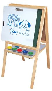 Jolly Kidz Smart Easel - 5 in 1