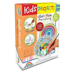 Kids Projects Glass Painting Kit