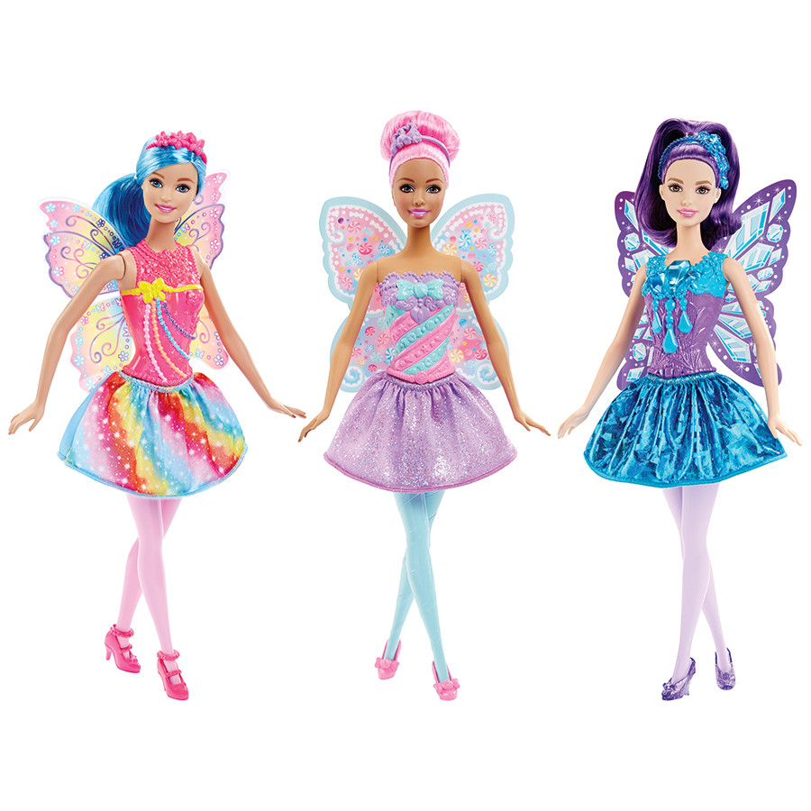 Barbie Mix n Match Fairy Asst