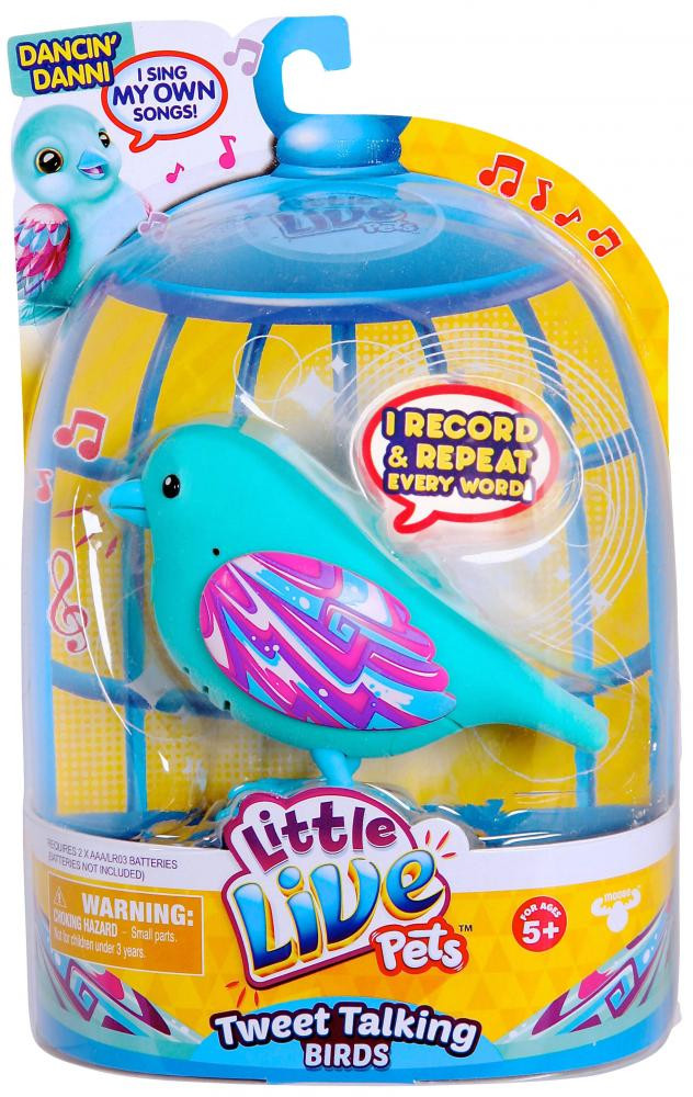 Little Live Pets S3 Bird Single Pack Assorted