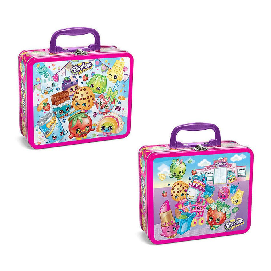 Shopkins Lunchbox Puzzles Assorted