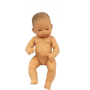 Miniland-Anatomically-Correct-Baby-Doll-Asian-Girl-32cm
