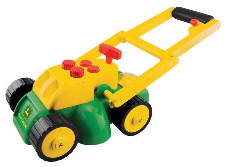 John Deere Electronic Action Lawn Mower with Sounds